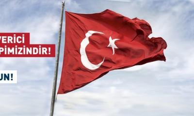 BU GURUR VERİCİ DESTAN HEPİMİZİNDİR!